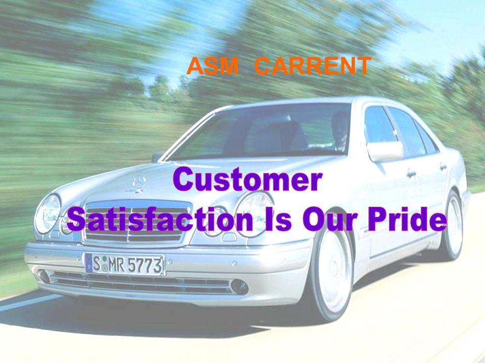ASM CARRENT