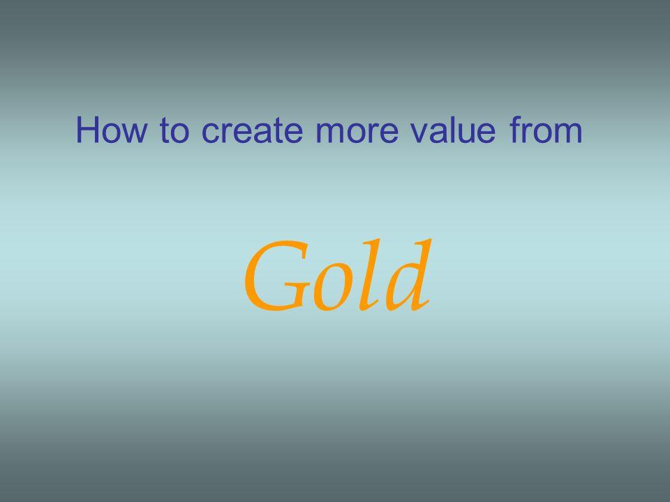 หากไม่ได้ลงทุน ลงแรง จึงได้แต่ NOTHING ไม่เคยรู้มาก่อนเลยว่ามี เหมืองทอง
