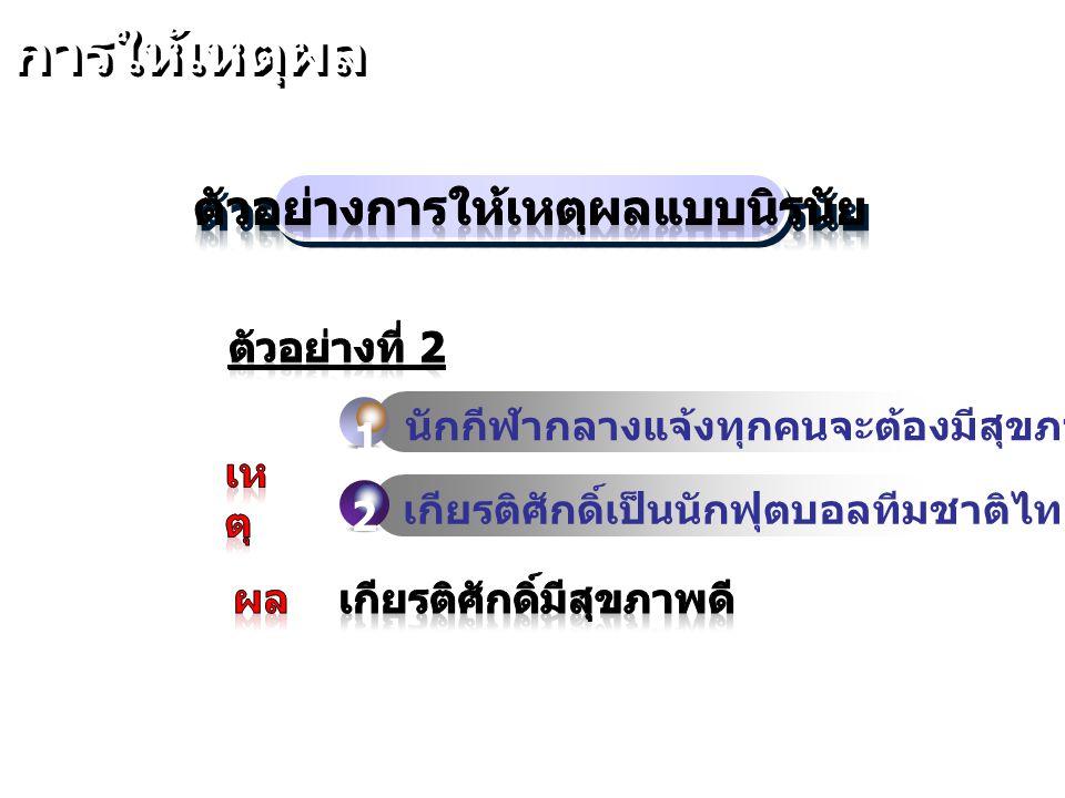 10 หาร ด้วย 2 ลงตัว 2 จำนวนคู่หมายถึงจำนวนที่หารด้วย 2 ลงตัว 1 การให้เหตุผล