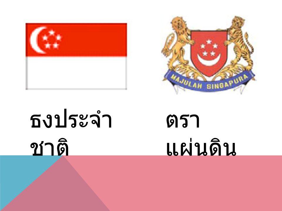 ธงประจำ ชาติ ตรา แผ่นดิน