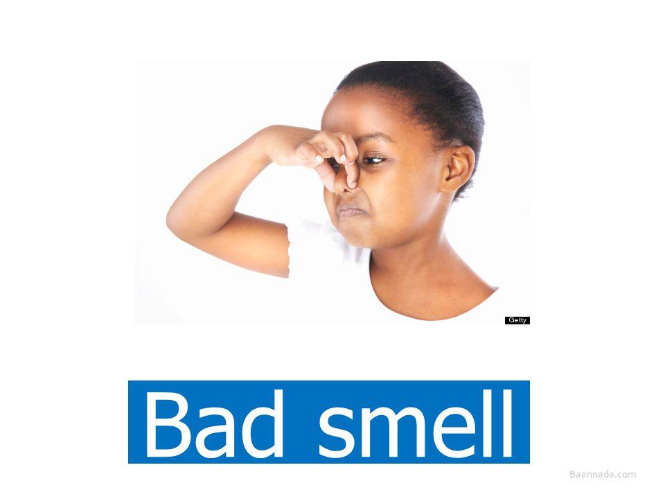 Baannada.com Bad smell