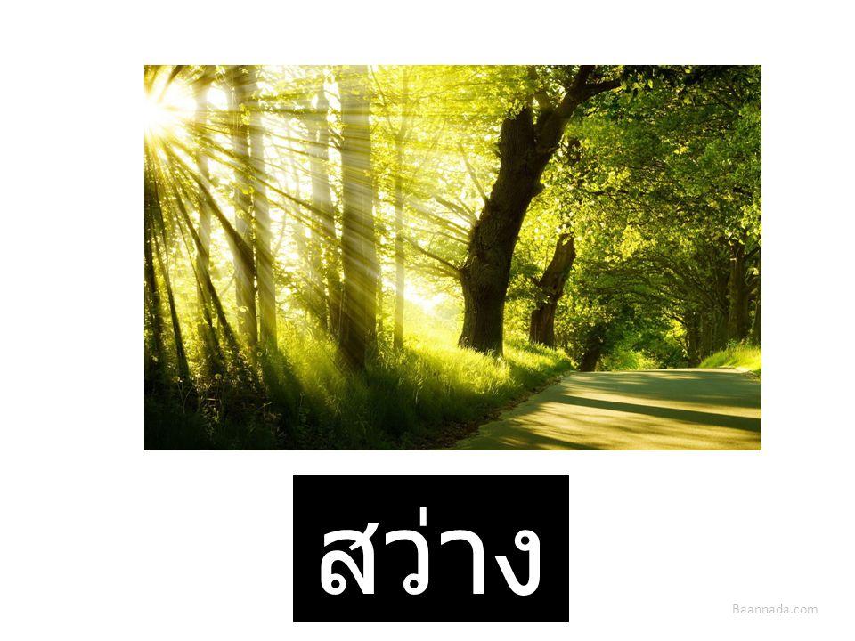Baannada.com สว่าง
