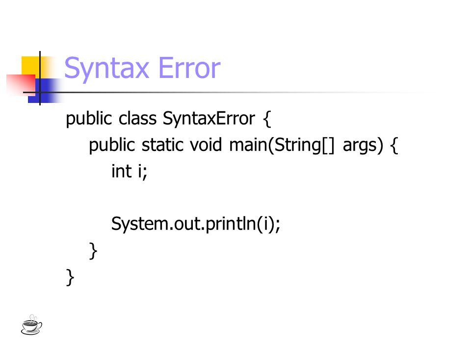 เหตุการณ์ปรกติ int[] array = {10,20,30}; int count = array.length; java.io.PrintWriter writer = null; try{ writer = new java.io.PrintWriter( c:\\Temp\\test.txt ); for( int i = 0; i < count; i++) writer.println(array[i]); }