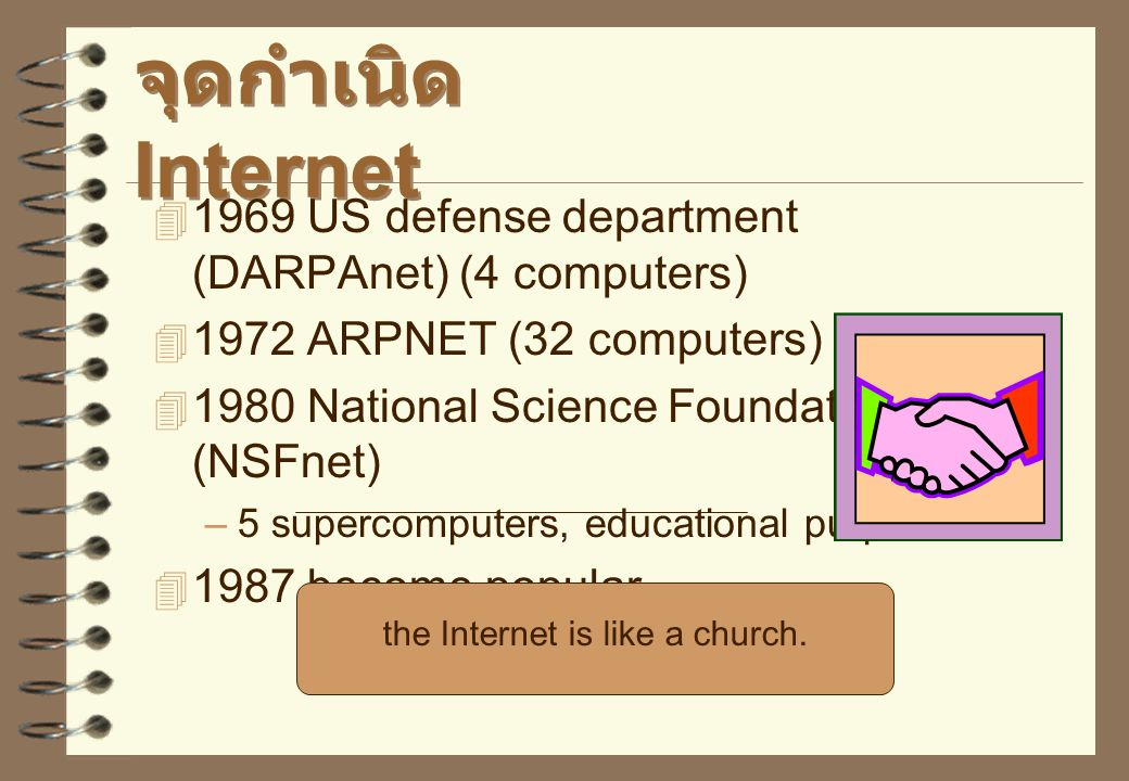 ประเภทของการใช้งาน  บันเทิง (Entertainment) –Web Browser, Games, Chat, Travel  ติดตามข่าวสาร –www.cnn.com, www.tv5.co.th  การศึกษา  ธุรกิจ – ติดตา