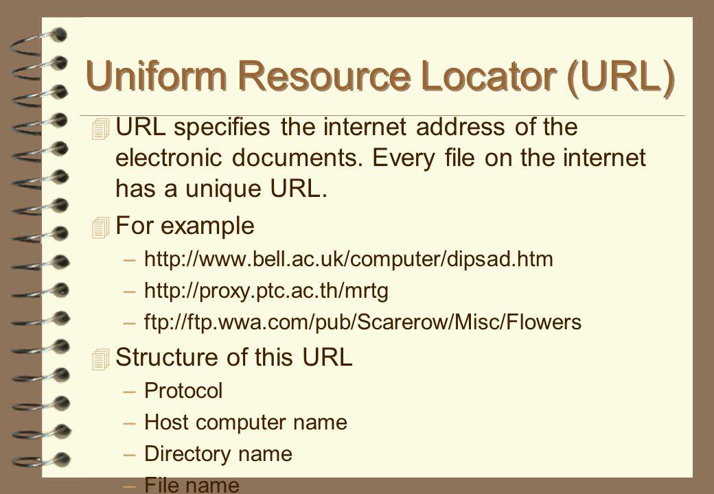 แอดเดรสบน Internet ( ต่อ )  แอดเดรสของไอพี (IP address) –Internet Protocol หมายถึงเลขหมาย ประจำเครื่องบนเครือข่าย Internet เมื่อ คุณใช้แอดเดรสของชื่อ