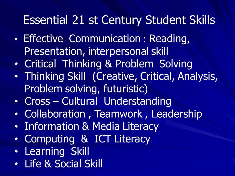 Learning Outcome ทักษะการวิเคราะห์เชิงตัวเลข การสื่อสาร การใช้เทคโนโลยีสารสนเทศ (Analytical & Communication Skill) * สามารถสื่อสารได้ ( พูด เขียน นำเสนอ ) * สามารถใช้เทคโนโลยีสารสนเทศ เพื่อเก็บรวบรวมข้อมูลและประมวลผล * สามารถใช้เทคนิคพื้นฐานทางคณิตศาสตร์ และสถิติเพื่อวิเคราะห์และทำความเข้าใจ