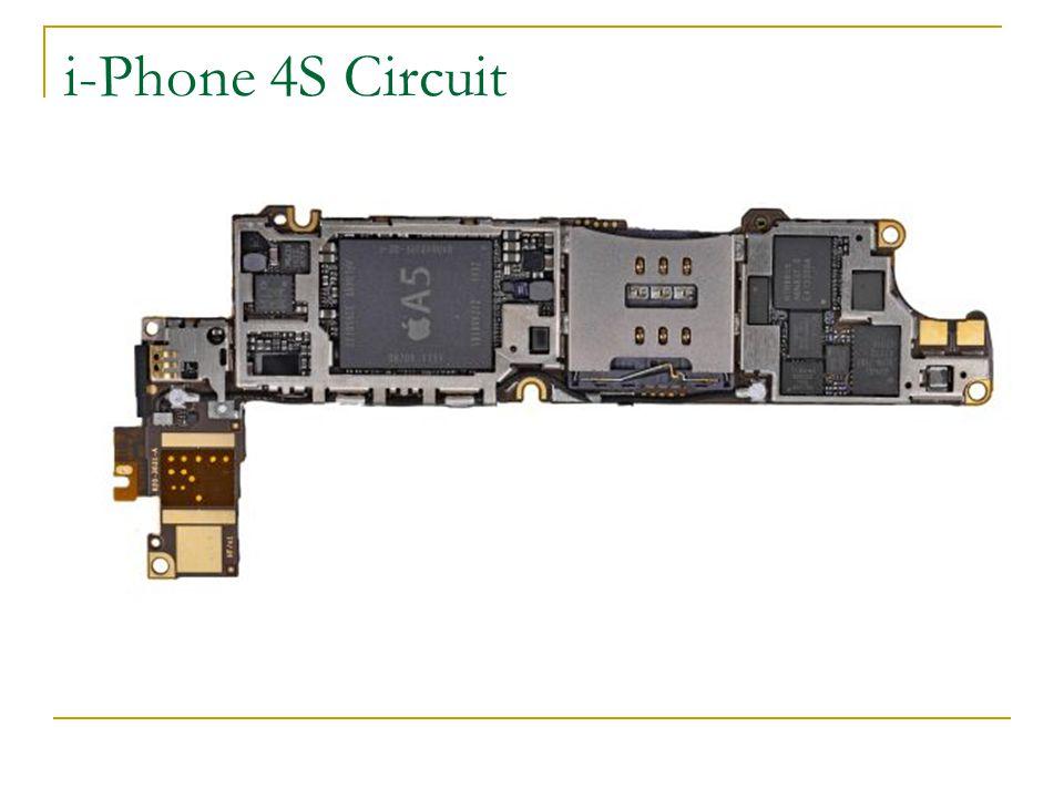 i-Phone 4S Circuit