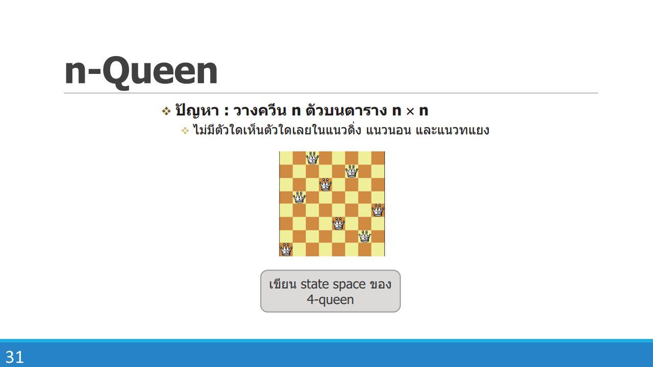 31 n-Queen