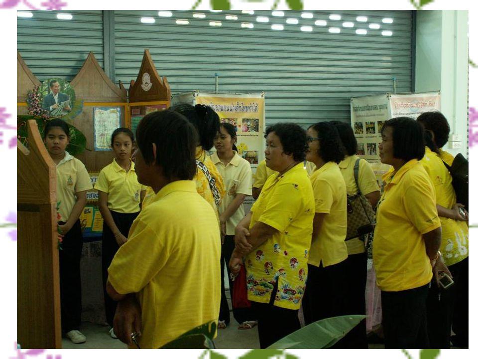 โรงเรียนปากดงท่าศาล จ. สุพรรณบุรี เข้าเยี่ยมชม ศึกษาดูงานการจัดกิจกรรม ทันตสุขภาพในโรงเรียน