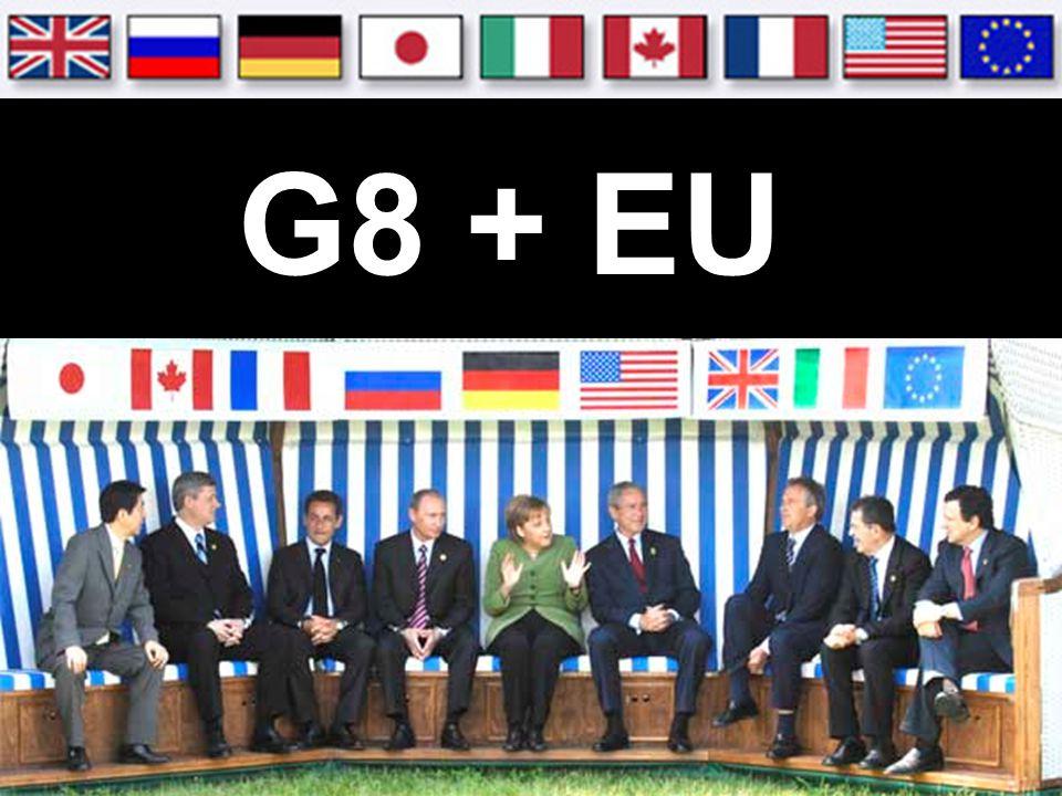 G8 + EU