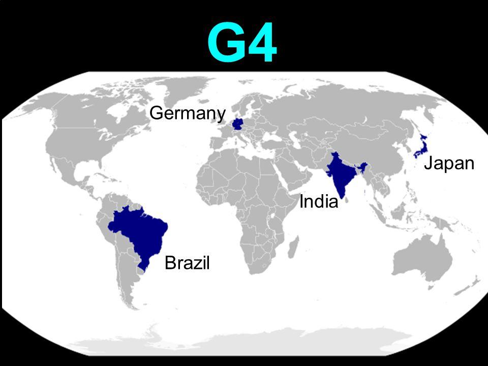 บราซิล จีน อินเดีย เม็กซิโก แอฟริกาใต้ G8 + บราซิล จีน อินเดีย เม็กซิโก แอฟริกาใต้