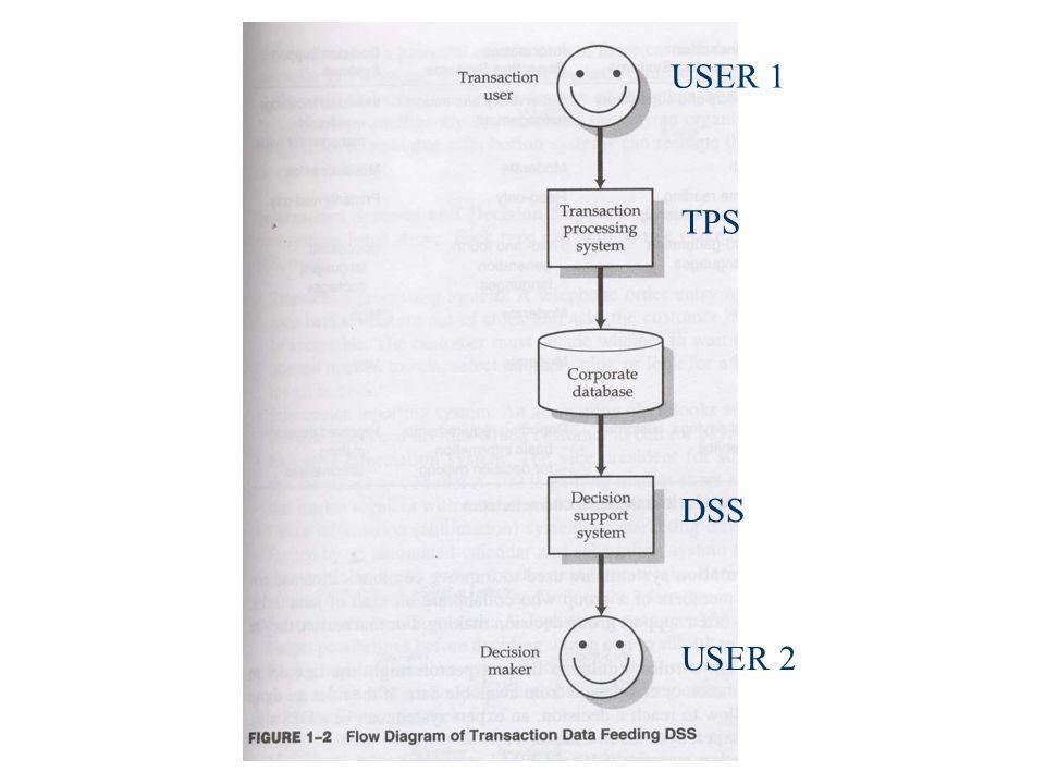 TPS DSS USER 1 USER 2
