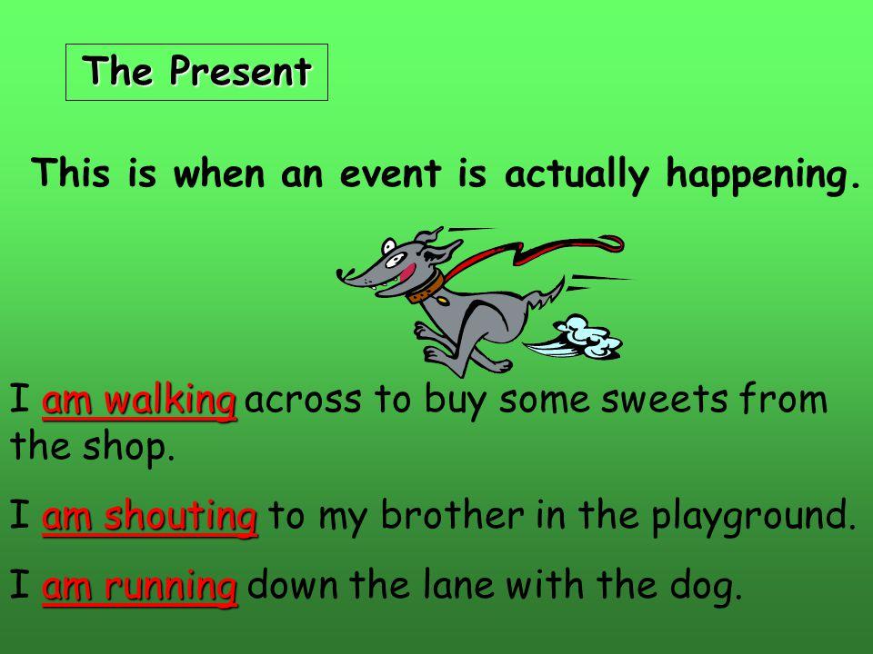 present simple เราใช้ tense นี้ เล่า เหตุการณ์ ปัจจุบันเป็นจริงตาม ธรรมชาติ และกระทำเป็น ประจำ เป็นนิสัยค่ะ