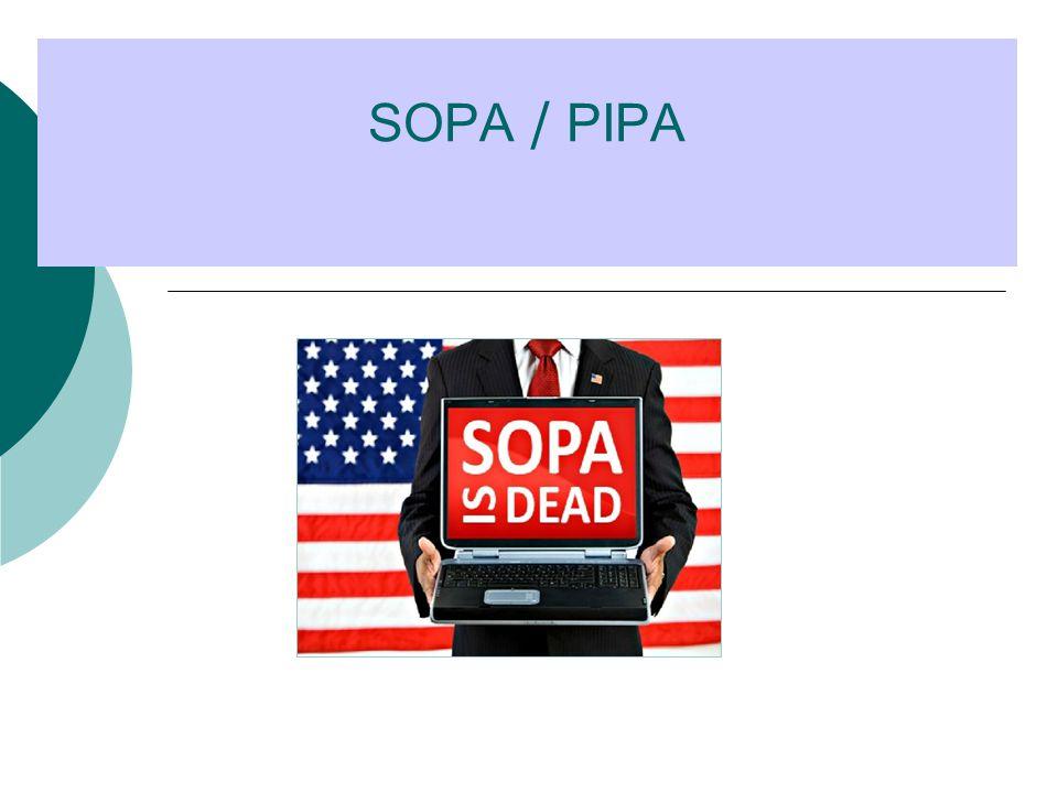 SOPA / PIPA aket