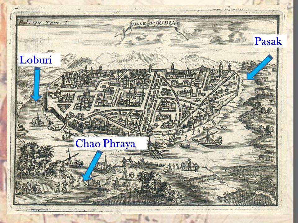 Pasak Chao Phraya Loburi