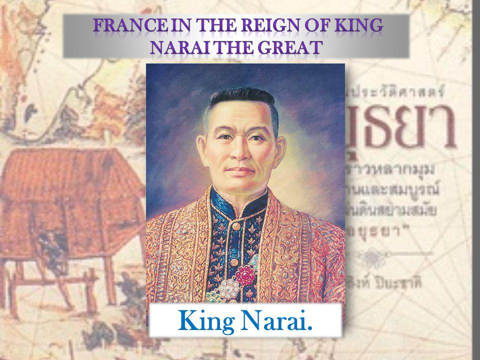 King Narai.