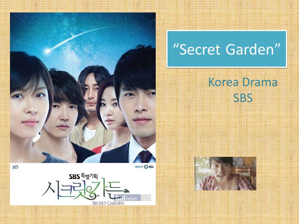 """Secret Garden"" Korea Drama SBS"