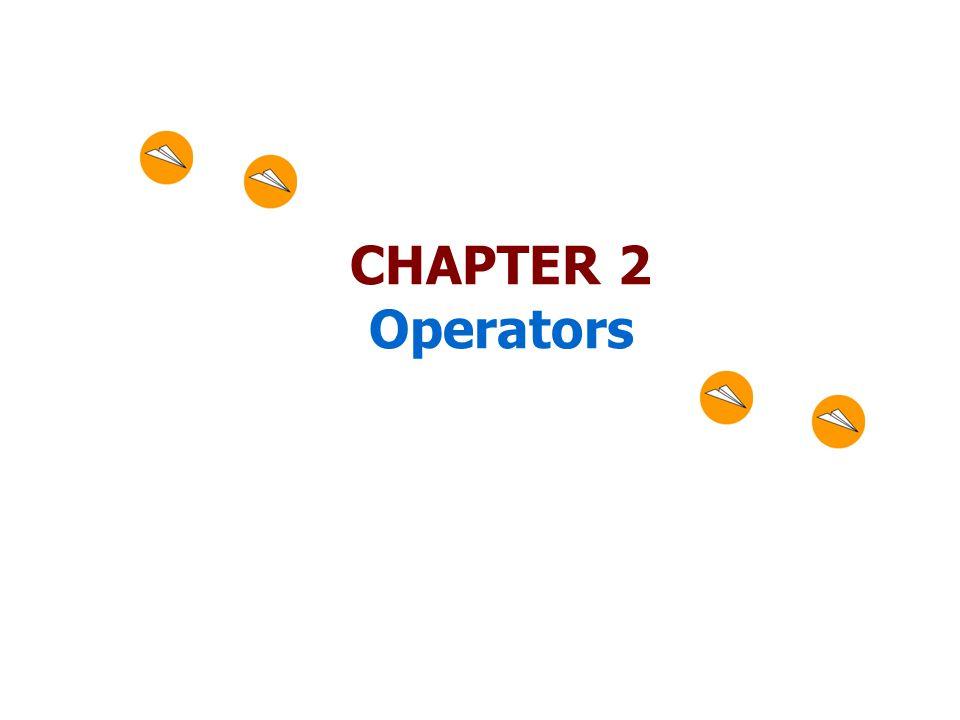 2 PHP ภาควิชาวิทยาการคอมพิวเตอร์ คณะวิทยาศาสตร์ มหาวิทยาลัยเชียงใหม่ Agenda Operator & Operand Arithmetic Operators String Operator Pre-Incremental,Post-Incremental, Pre-Decremental,Post-Decremental Operators Comparison Operators Logical Operators
