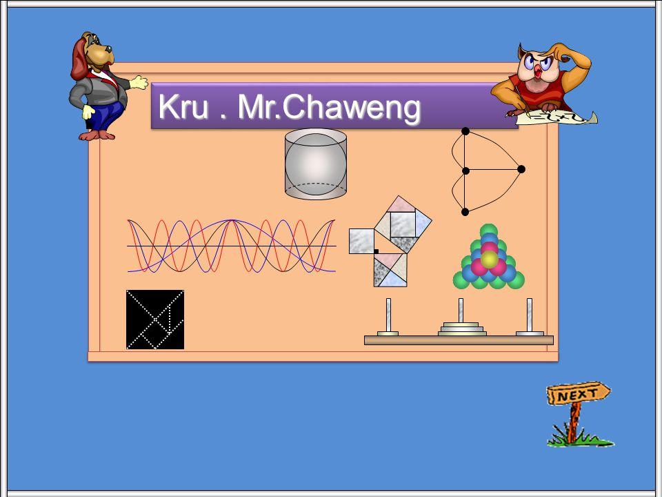 Kru. Mr.Chaweng