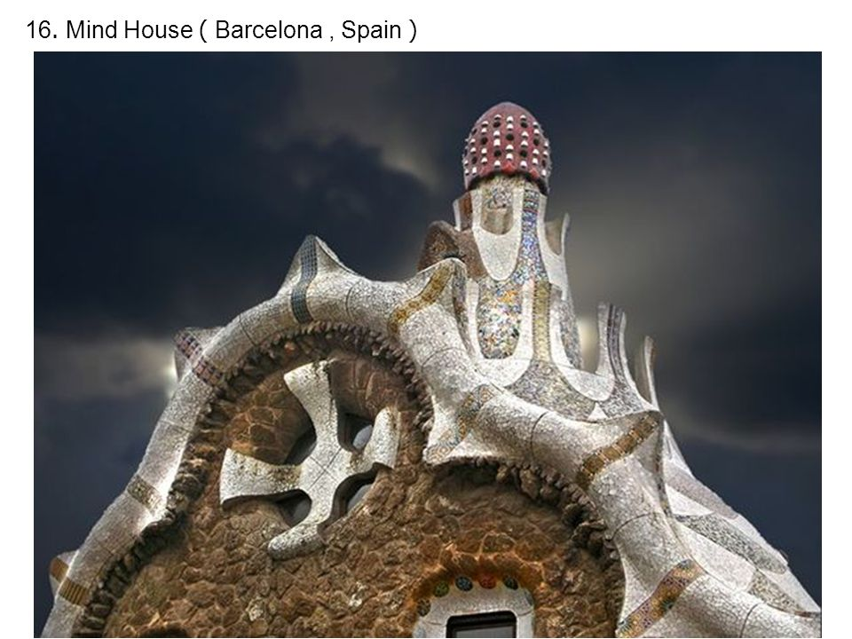 16. Mind House ( Barcelona, Spain )