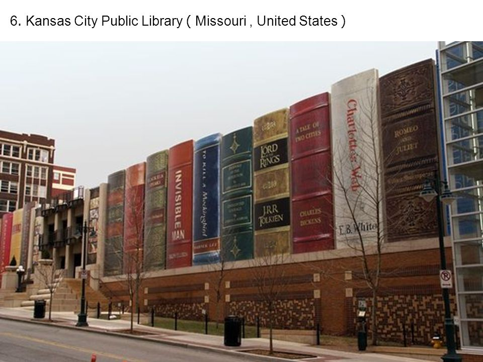 6. Kansas City Public Library ( Missouri, United States )