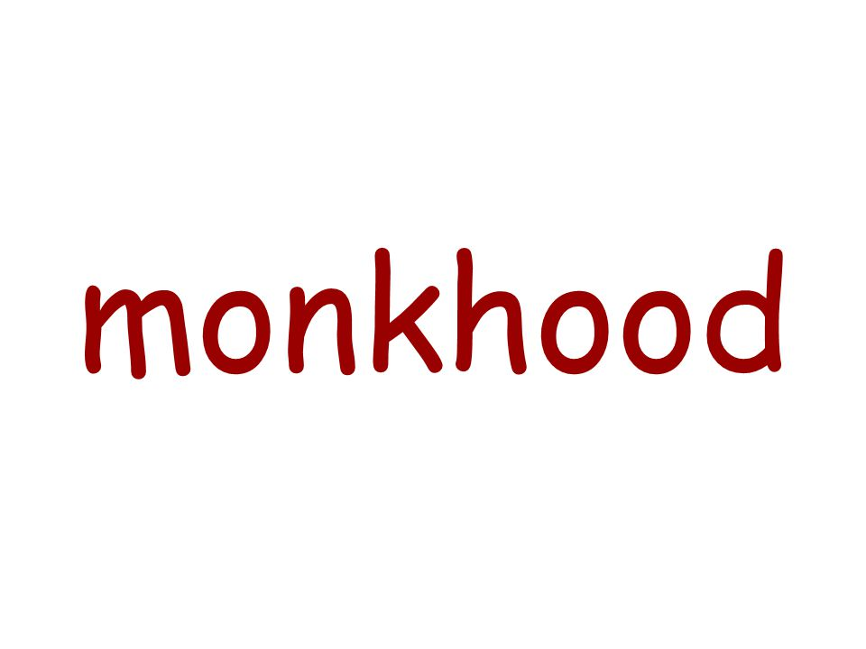 monkhood