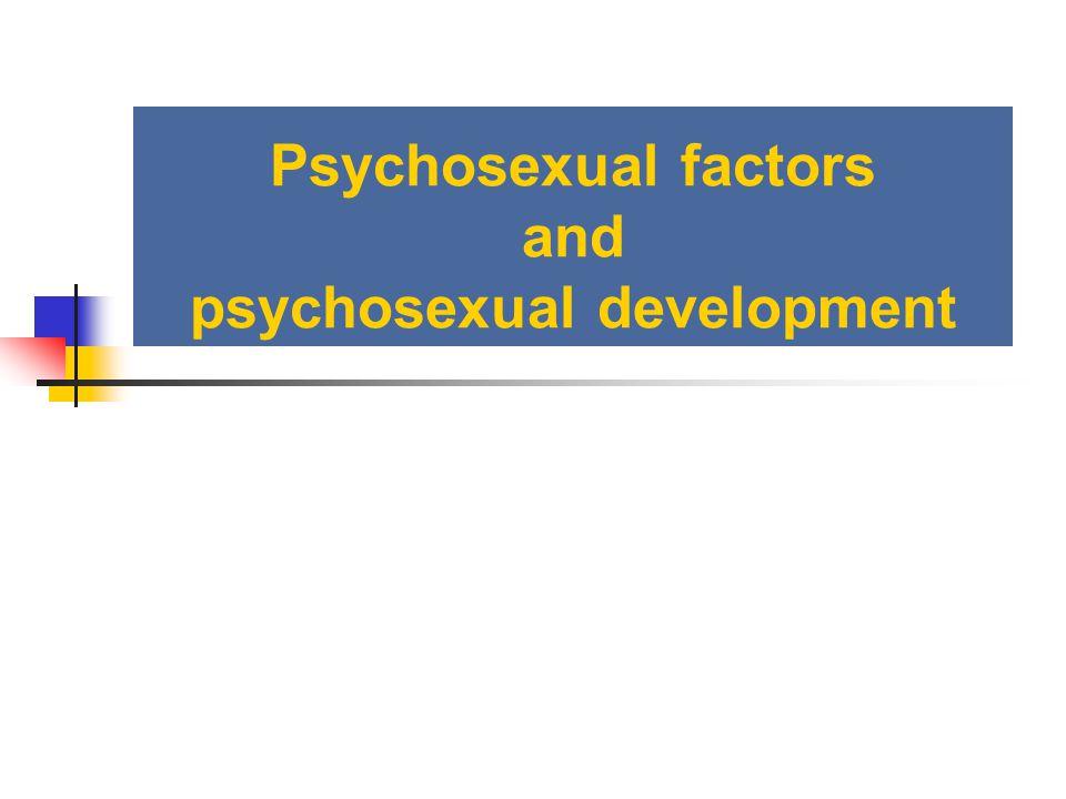 พัฒนาการของจิตใจ ทางด้านเพศ Psychosexual development [1] Oral phase (0 – 1 Yr.) Anal phase (1 – 3 Yr.) Phallic phase (3 – 6 Yr.) Oedipal phase or genital phase Latency phase (7 – 12 Yr.)