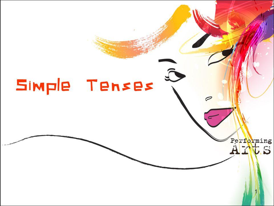 Simple Tenses 1
