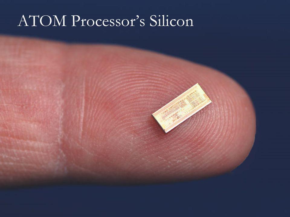 ATOM Processor's Silicon
