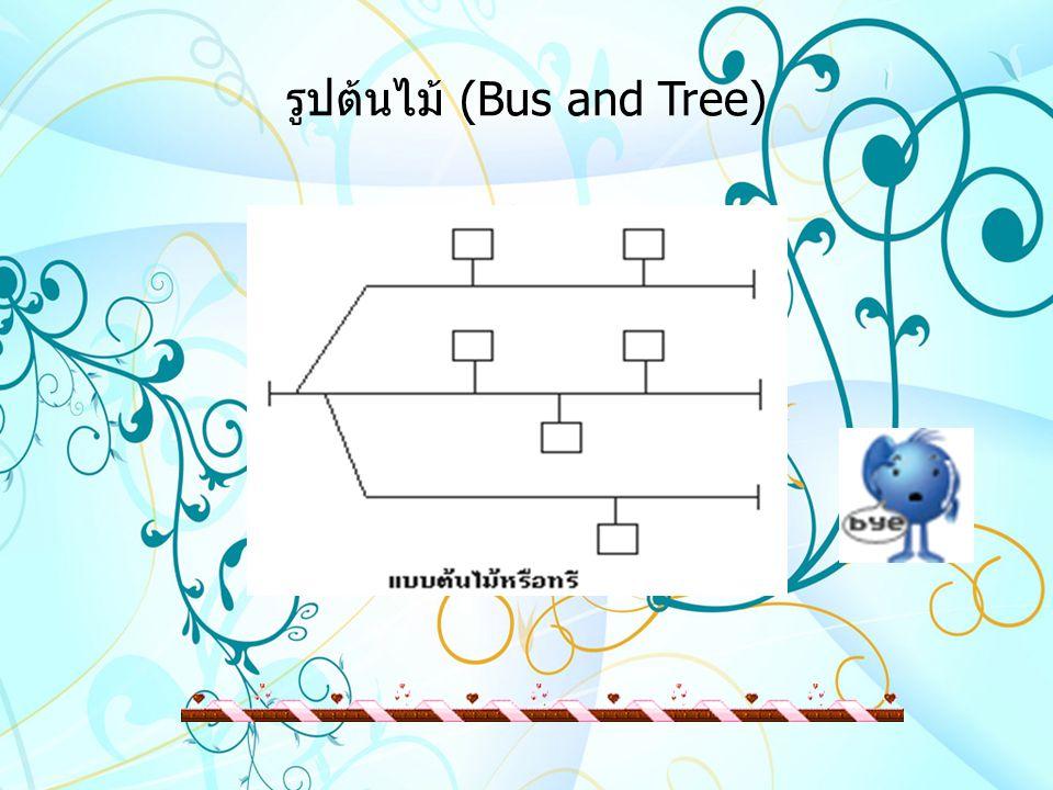 รูปต้นไม้ (Bus and Tree)