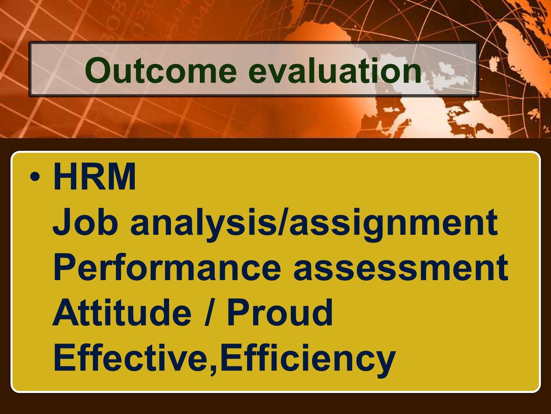 Performance assessment วิธีการประเมินผลการปฏิบัติ ราชการ 1.