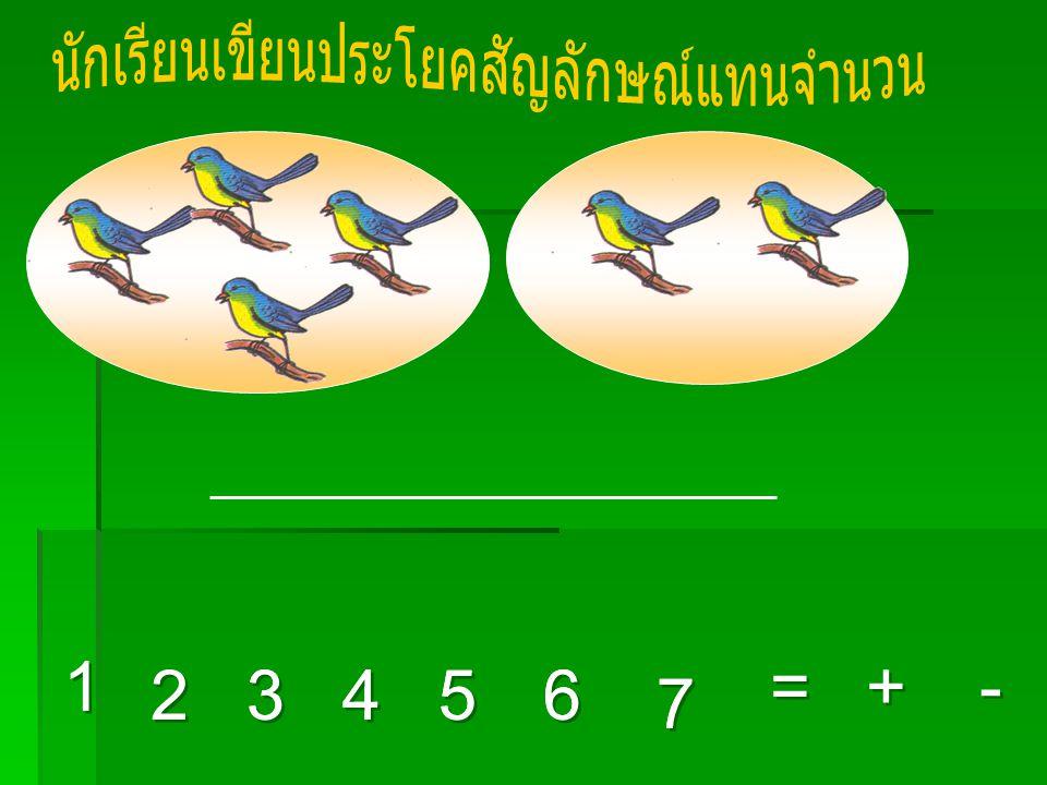 1 1 2 2 + + = = 3564 - - 7 3 3 5 5 6 6 4 4 7 7