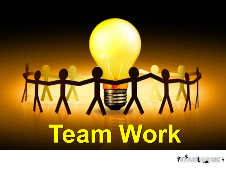 Basic Theory of Teamwork