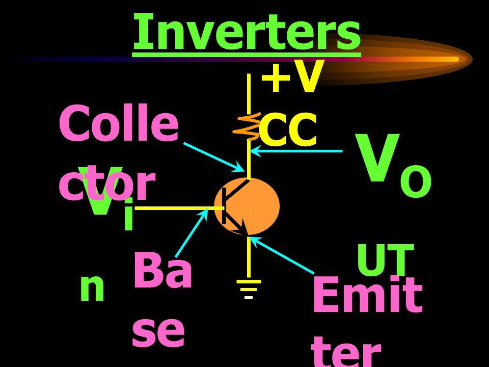 ประตูสัญญาณ (Gates) คอมพิวเตอร์ถูกสร้างมา จากประตูสัญญาณ (Gates) ซึ่งถือเป็นส่วนประกอบ อิเล็กทรอนิกส์ ที่สามารถ คำนวณค่าของฟังค์ชั่นต่างๆ โดยรับสัญญาณไฟฟ้า ระหว่าง 0 ถึง 1 โวลท์ ( แทนค่าเป็น 0) และ สัญญาณไฟฟ้าระหว่าง 2 ถึง 5 โวลท์ ( แทนค่าเป็น 1)