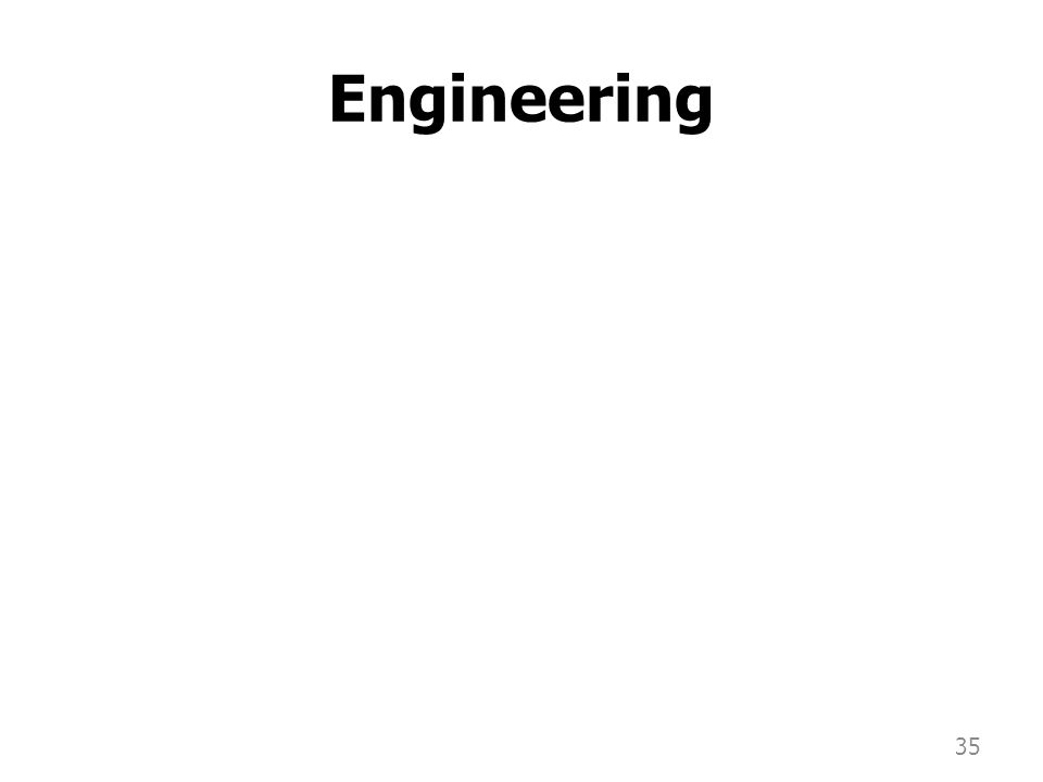 Engineering 35