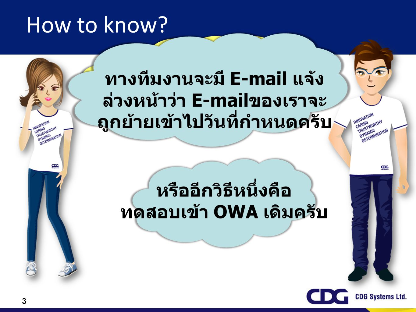 44 Email Account Configuration Step 4: Setup Account Information (Real email name)