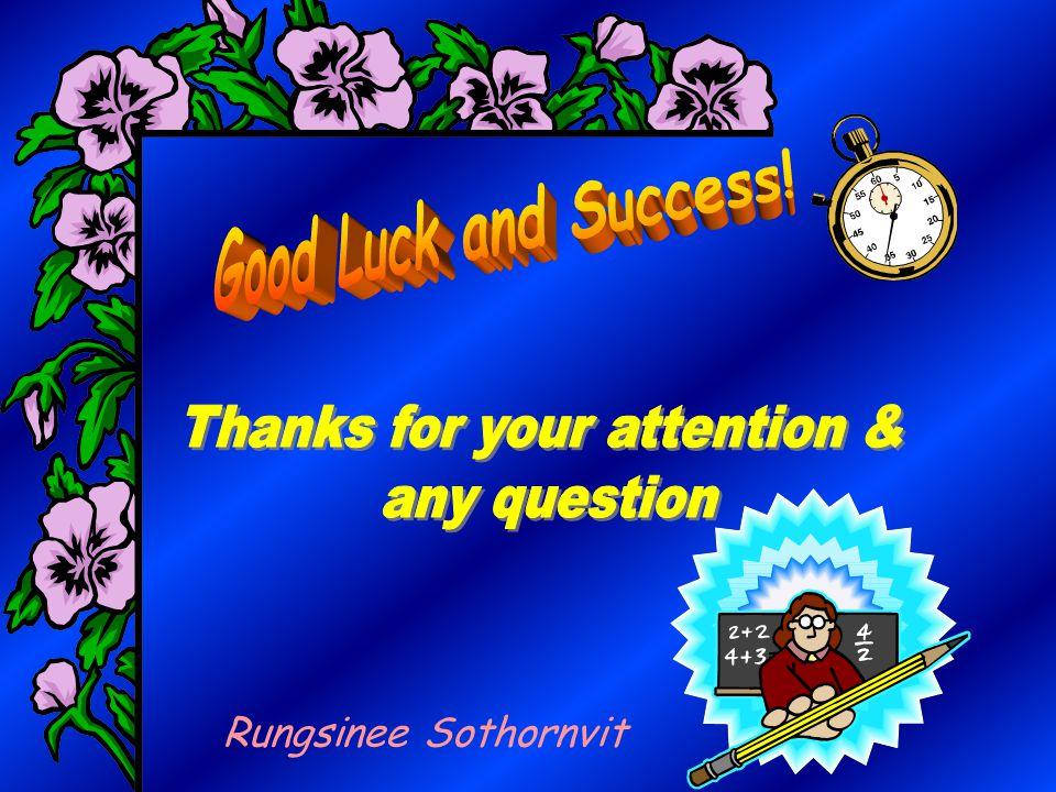 Rungsinee Sothornvit