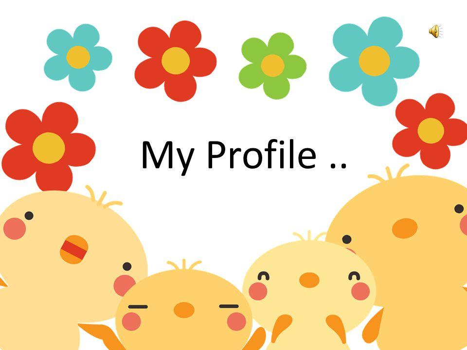 My Profile..
