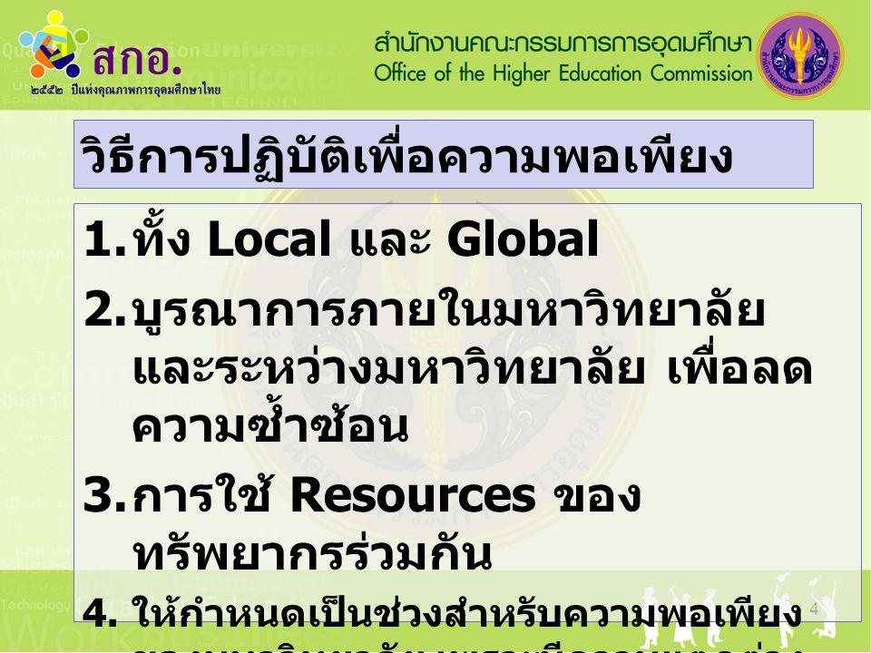 4 1. ทั้ง Local และ Global 2.