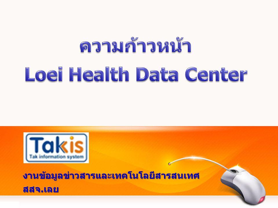 ติดตั้ง Takis Client เมื่อการนิเทศงานฯ รอบที่ 1 –รพ.