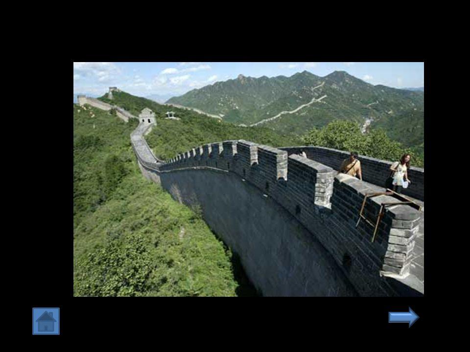 5. กำแพงเมืองจีน (Great Wall)