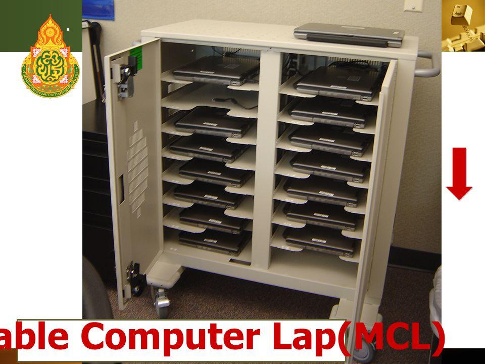 . Movable Computer Lap(MCL)