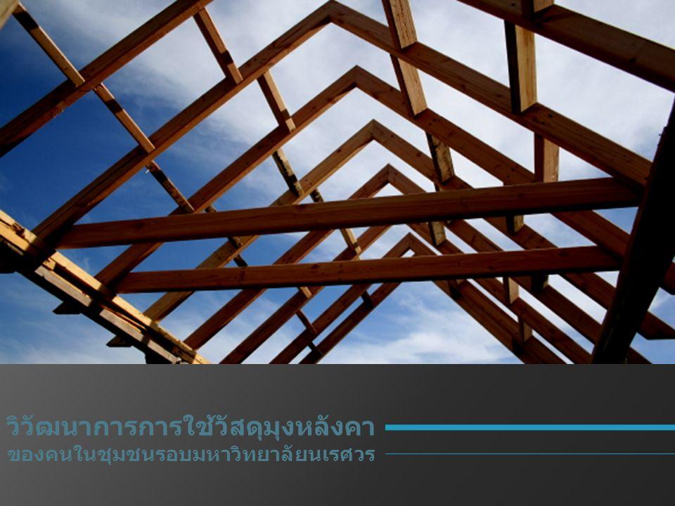 หลังคาเป็นส่วนหนึ่งของบ้านที่ช่วยคุ้มกันแดดกันฝนและมีส่วนสําคัญต่อรูปร่างหน้าตาของ บ้านไม่น้อย โดยเฉพาะเรื่องของรูปทรงหลังคาและวัสดุที่ใช้มุงหลังคา รูปทรงหลังคาแบบไหนเหมาะกับเมืองไทย หลังคาจั่ว หลังคาปั้นหยา หลังคาแบน ฯลฯ รูปแบบหลังคามีหลายแบบก็จริง แต่ด้วยความที่อากาศ ร้อนจัดและมีฝนตกชุก คือ 2 ปัจจัยสําคัญต่อการอยู่อาศัย จึงทําให้หลังคาบ้านในประเทศไทยมี ลักษณะที่ควรจะเป็นดังต่อไปนี้ + มีชายคายื่นยาวเพื่อกันแดด + มีความลาดชันมากเพื่อระบายน้ำ + มีพื้นที่ใต้หลังคามากๆ เพื่อป้องกันความร้อน + ต้องติดตั้งฉนวนกันความร้อนได้ ดังนั้นไม่ว่าจะเลือกใช้หลังคารูปแบบใด ควรคํานึงว่าหลังคาที่เลือกใช้นั้นตอบสนองประโยชน์ใช้ สอยนี้หรือไม่ จากนั้นเรื่องความสวยงามจึงค่อยเป็นสิ่งที่ต้องคิดถึงในลําดับต่อมา