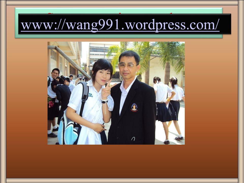 See you again next class www://wang991.wordpress.com/