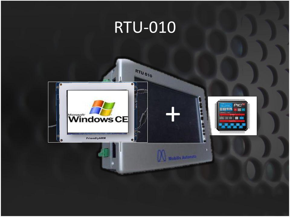 RTU-010 +