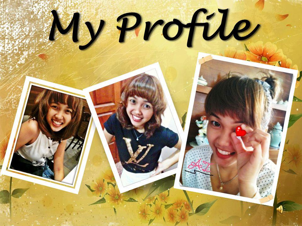 My Profile My Profile