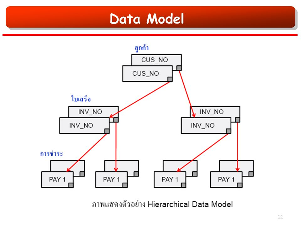 Data Model 22