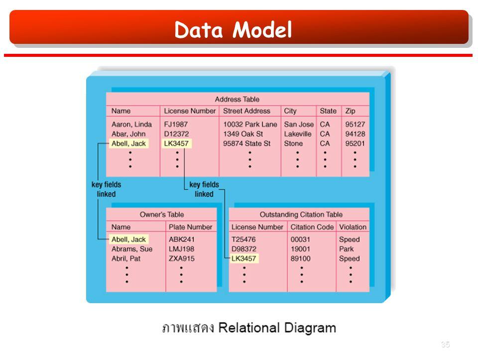 Data Model 35