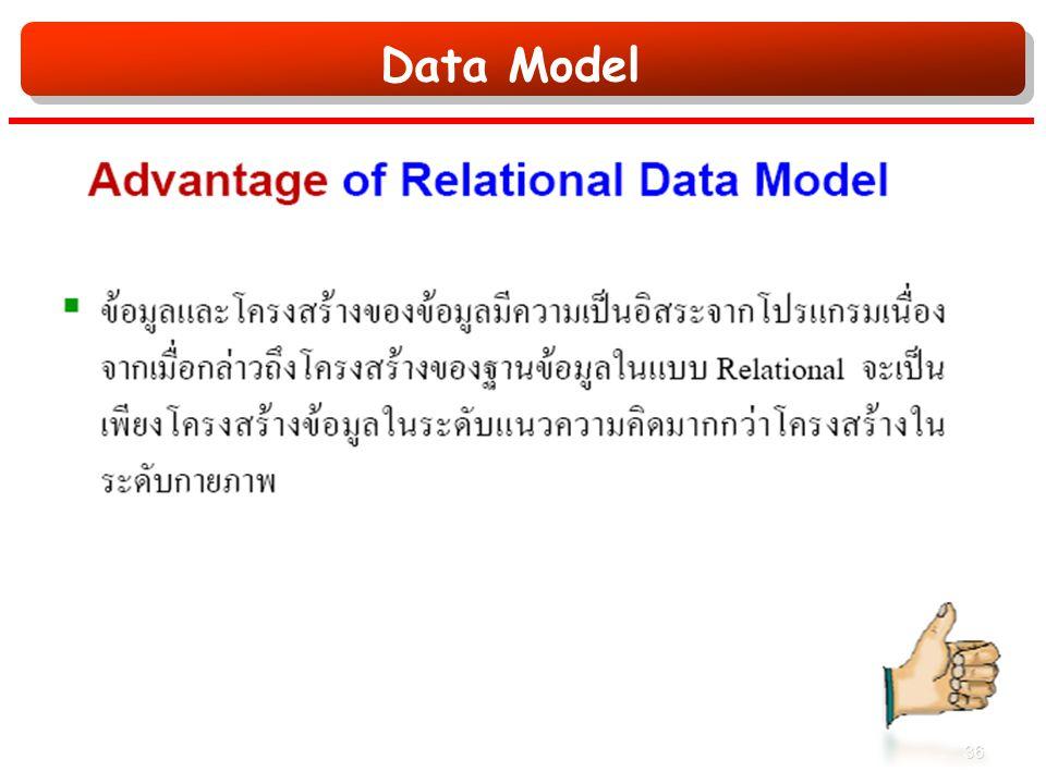 Data Model 36
