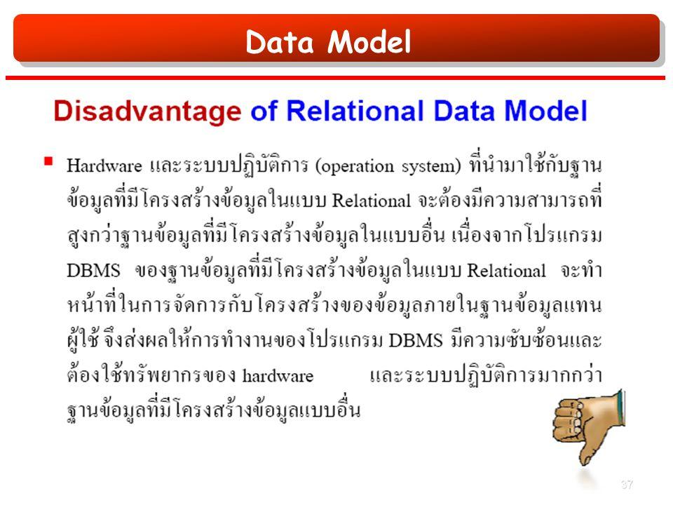 Data Model 37